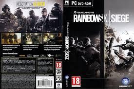 siege pc tom clancy s rainbow six siege dvd cover 2015 usa