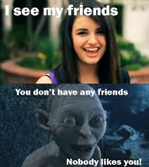 Rebecca Black Meme - view source image too funny pinterest rebecca black meme and