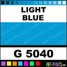 light blue gold line spray paints g 5040 light blue paint