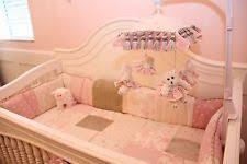 Shabby Chic Crib Bumper by Shabby Chic Crib Bedding Ebay
