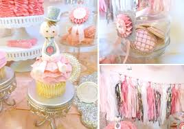 kara s party ideas new year s boy girl glittery glam baby shower