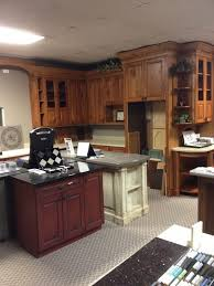 Rustic Cherry Kitchen Cabinets Oklahoma U0027s Best Cabinetmaker Building Quality Cabinets And Countertops