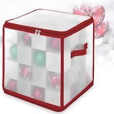 wing lid ornament storage box ornament storage box ornament