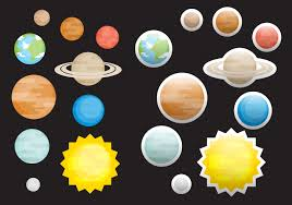 free vector art images graphics for free download flat planet vectors download free vector art stock graphics images