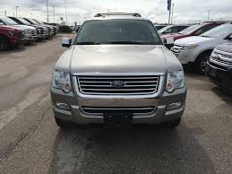 Ford Explorer Limited - used 2008 ford explorer limited awd 4 door sport utility in