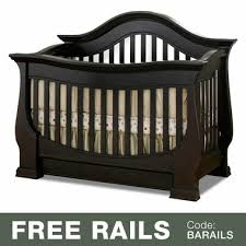 Espresso Convertible Cribs Baby Appleseed Davenport 3 In 1 Convertible Crib In Espresso Free