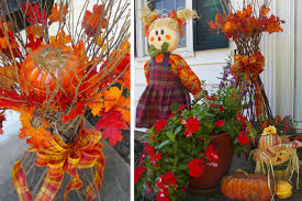Outdoor Fall Decorations by Trend Decoration Autumn Decorating Ideas For The Home Fresh And