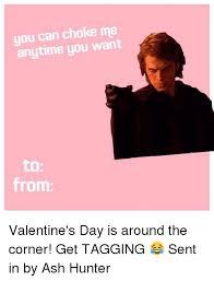 Star Wars Valentine Meme - 25 best memes about star wars star wars memes