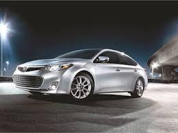 2013 toyota avalon 0 60 wider variety finer amenities define 2013 chauffeured vehicles