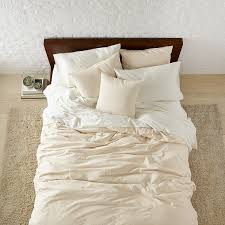 calvin klein washed essentials solid bedding collection