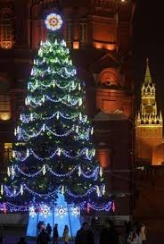 Large Outdoor Christmas Tree Decorations by Amazing Outdoor Christmas Lights 40 Pics