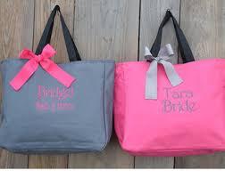 bridesmaids bags personalized cheer bridesmaid gift tote bag