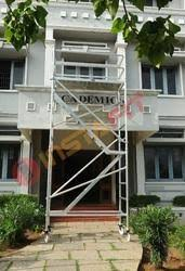 aluminium scaffold aluminum scaffolding manufacturer from chennai