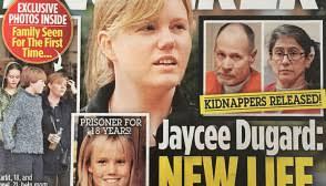 Jaycee Dugard Backyard Jaycee Dugard U2013 Hollywood Life