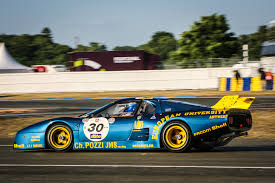 vaillant porsche peter auto the le mans ferraris at chantilly 2017