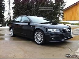 2009 audi a4 sline 2009 audi a4 s line sports package plus automatic car photo and