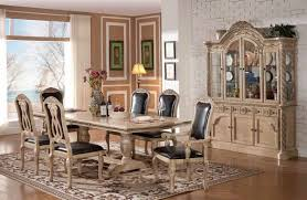 Dining Set With Buffet by Caesar Dining Set 5pc W Optional Chairs U0026 Buffet With Hutch
