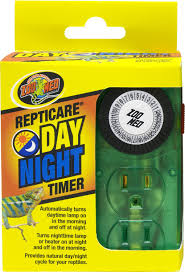 Zoo Med Light Fixture by Zoo Med Repticare Day Night Reptile Timer Chewy Com