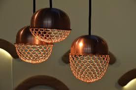 fukushima design fuses wire mesh light using ancient kanaami technique