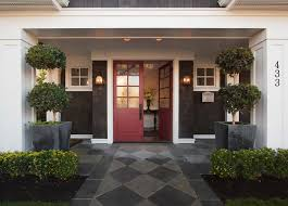 Curb Appeal Front Entrance - got curb appeal these 5 front doors rock w universal design