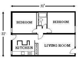 two bedroom floor plans smartness ideas small 2 bedroom apartment floor plans bedroom