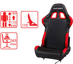 Racing Simulator Chair Dxracer Chair Racing Simulator Pc Gaming Chair