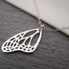 butterfly necklace aliexpress images Shop simple butterfly necklace on wanelo jpg