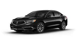 Acura Tlx Spec The Bold New 2018 Tlx