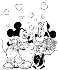 film coloring pages for girls mickey mouse and friends mickey