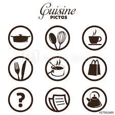 pictogramme cuisine gratuit cuisine pictos acheter ce vecteur libre de droit et découvrir des