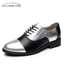 online get cheap oxford shoes silver aliexpress com alibaba group