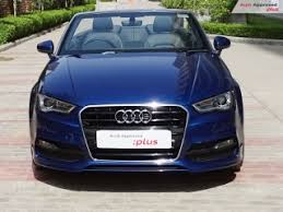audi hatchback cars in india 2 used audi a3 cabriolet cars in india with offers now cardekho