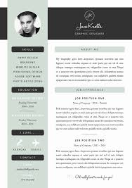 Creative Resume Sample by Creative Resume Template For Word Us Letter By Landeddesignstudio