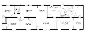 Oakwood Manufactured Homes Floor Plans Interactive Floorplan Designer 24x80 76 Dwg 474 29des24764bh