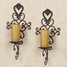 metal wall candle sconces u2022 wall sconces
