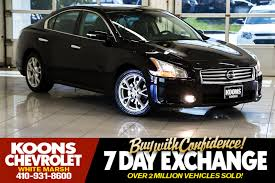 nissan maxima towing capacity used used 2013 nissan maxima sedan for sale in baltimore md vin
