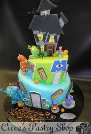monsters inc birthday cake birthday cakes custom fondant cakes page 47
