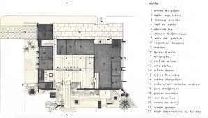 bureau poste 16 the central post office monuments of agadir
