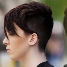 image result for short hair for women longer on top hair