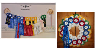 ribbon display show ribbon displays equestrian decor pony gifts