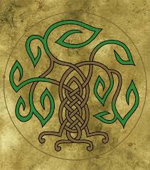 celtic tree by wolfsongblue on deviantart