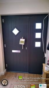 470 best solidor anthracite grey timber composite doors images