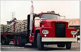 dodge semi trucks dodge d series 1961 1971