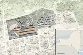 Mexico Ny Map by With Power Tools And A Ruse 2 Killers Flee New York Prison The