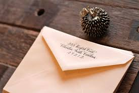 wedding invitations return address return address on wedding invitations gangcraft net