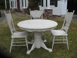 distressed round dining table u2013 coredesign interiors