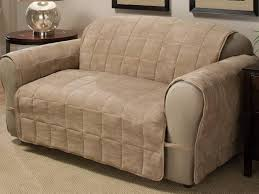 Large Leather Sofa Slipcovers For Leather Sofa And Loveseat Hpricot Pictures On