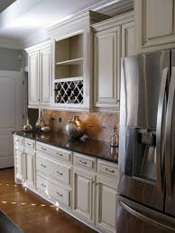 100 cream kitchen cabinets with chocolate glaze waypoint