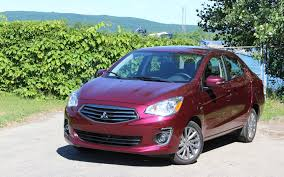 mitsubishi mirage 2017 mitsubishi mirage g4 slowly but surely the car guide