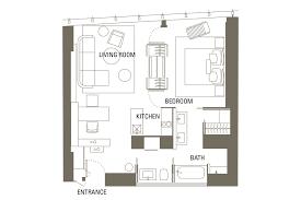 one bedroom apartment shanghai